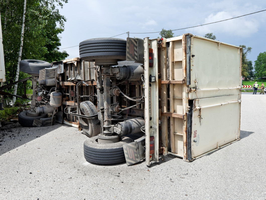 Has a Truck Accident Turned Your Life Upside Down?
